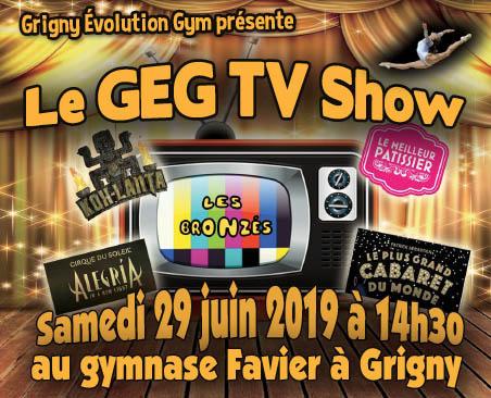 GEG organise sonGALA de fin d'année le samedi 29 juin 2019